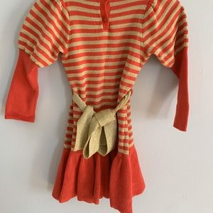 Anthropologie Dresses - Anthropologie lia molly Sweater Dress size 6-12